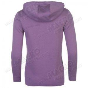 Plain Colour Women Hoodies Sweatshirt Ladies Hooded Sweater Tops Jumper Zipper UP