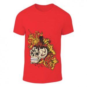3D T-shirts Best Game Battle Royale Men Crewneck Shirt Blouse Top for Men's