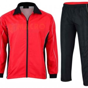 Jogging Custom 100% Polyester Training Top Windproof Mens Tracksuit, Sports Track Suit
