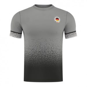2018 100% Polyester Digital Printed Soccer Fan Shirts For Mens & Womens